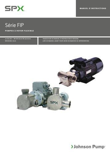 Série FIP - Johnson Pump