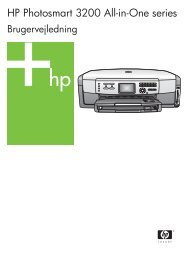 HP Photosmart 3200 All-in-One series - Hewlett Packard