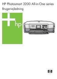 HP Photosmart 3200 All-in-One series - Hewlett Packard