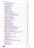 vedligeholdelse af hp psc - Hewlett Packard - Page 6