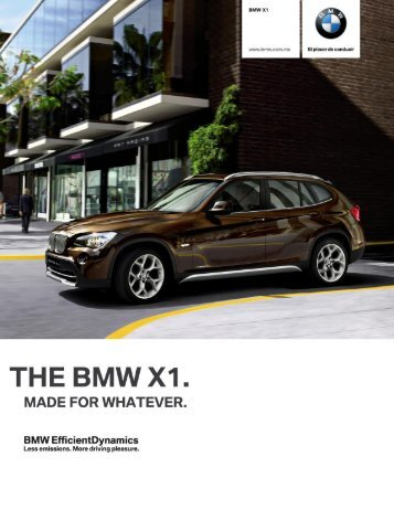 X1 xDrive28iA Top - BMW Automática de 8 velocidades con palanca ...