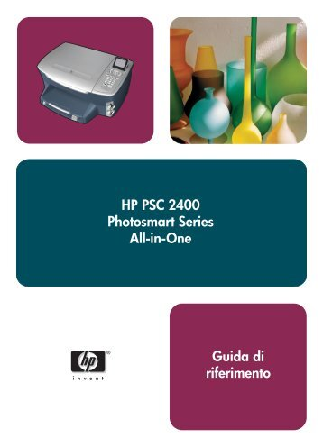 HP PSC 2400 Photosmart Series All-in-One ... - Hewlett Packard