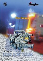 Fire Pumps Fire Pumps - Ziegler S doo