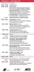 Download des Programms (PDF) - Essstörungshotline - Page 2