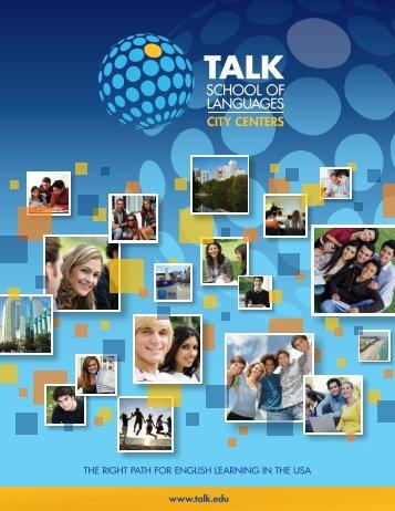 City Centers - TALK International School of Languages