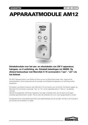 AM12G - De Beveiligingswinkel