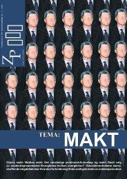 TEMA: MAKT - Universitetet i Oslo