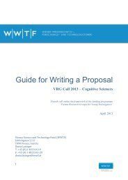 Guide for Applicants - Wwtf.at