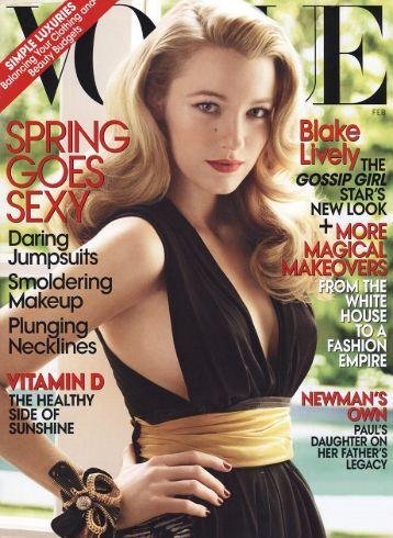 Vogue February 2009