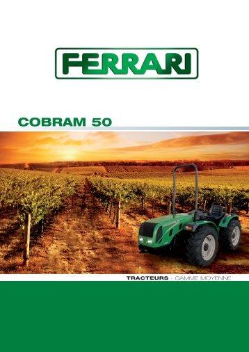 cobram 50 - Ferrari