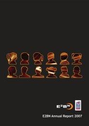 E2BN Annual Report 2007