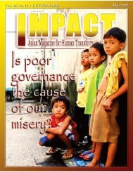 Php 70.00 Php 70.00 Vol. 42 No. 10 • OCTOBER 2008 - IMPACT ...