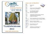 eine Komplettübersicht aller Touren als PDF zum ... - ADFC Emsland
