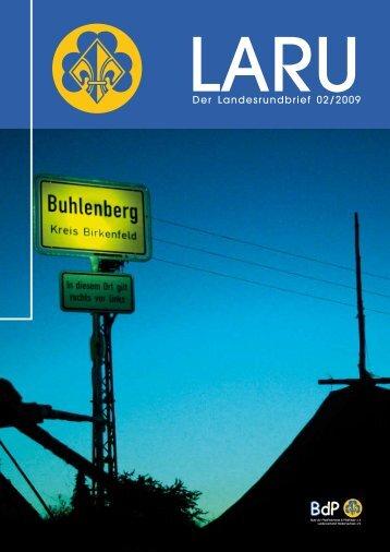 Der Landesrundbrief 02/2009 - laru online