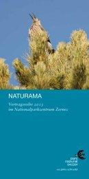 NATURAMA - Schweizerischer Nationalpark