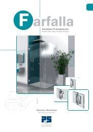 technischer Katalog Farfalla (PDF 10.8 MB) - Pauli