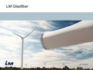 LM Glasfiber - Ea Energianalyse