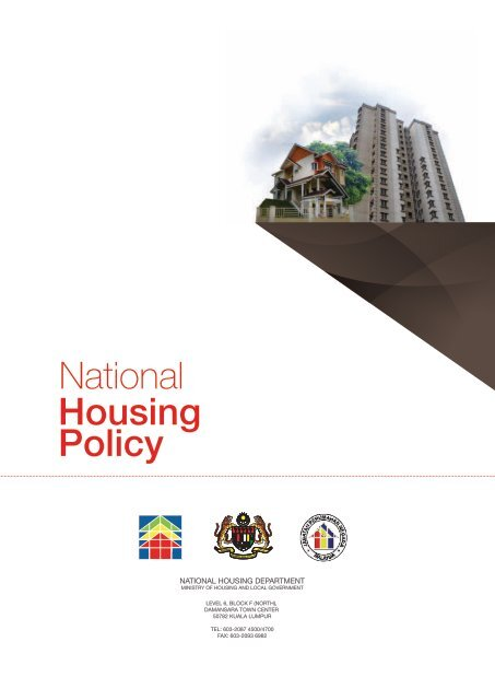 National Housing Policy Ministry Of Housing And Local Government