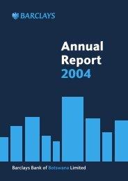 2004 - Investing In Africa
