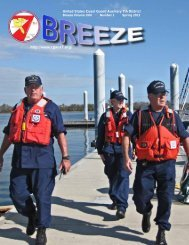 United States Coast Guard Auxiliary 7th District Breeze - USCGAUX ...