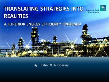 a Superior Energy Efficiency Program for Industrial Facilities