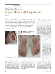 Kooperation statt Amputation - Werner Sellmer