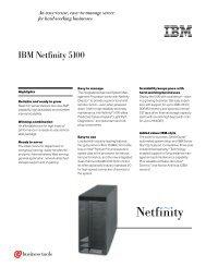 IBM Netfinity 5100