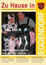 Veranstaltungsreigen im Kurt Schedler-Zentrum Seite 10