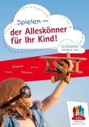 der Alleskönner für Ihr Kind! - Familienberatungszentrum Kassel