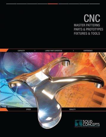 CNC Brochure - Solid Concepts