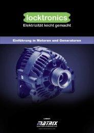 Motoren und Generatoren - Matrix Multimedia Ltd