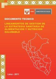 documento tecnico lineamientos de gestion de la estrategia ...