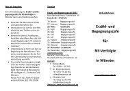 Informationen Münster - Bundesverband Information und Beratung ...