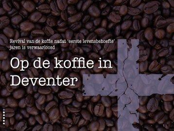 Op de koffie in Deventer - overenuitdeventer.nl