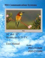 PDI Communication Systems - Pdiarm.com