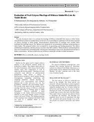 Evaluation of Fruit Calyces Mucilage of Hibiscus Sabdariffa Linn As ...