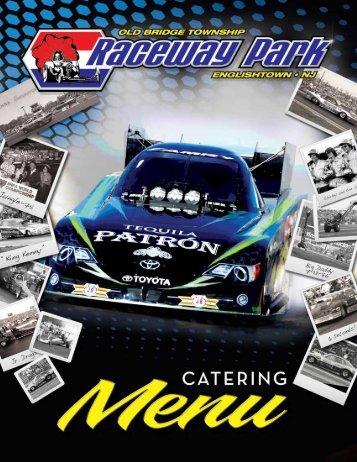 Menu (PDF) - Raceway Park