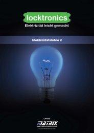 Arbeitsblatt 1 - Matrix Multimedia Ltd