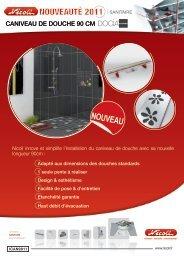 Nouveauté 2011 - Nicoll