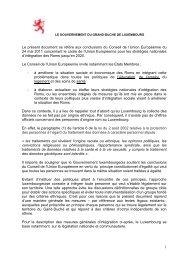 Stratégie nationale d'intégration des Roms - Ministère de la Famille ...