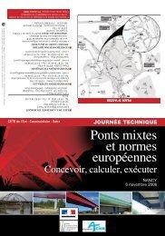 Programme journée eurocodes - Le CETE de l'Est