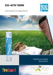 ECO-ACTIV THERM - Icopal GmbH