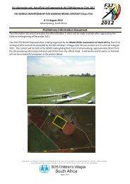 Preliminary Information Document - F3X.no