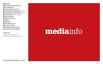 recruitment advertising - Marketing Week