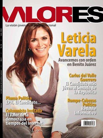 Revista Valores - Junio 2012