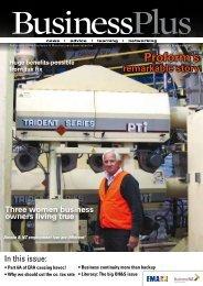 Business Plus September 2012 - EMA