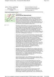 Auf und ab bei Haberschlacht Page 1 of 2 Stuttgarter Zeitung online ...