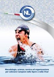 Brochure Nuoto Livorno 2012