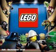 Lego Katalog 2012