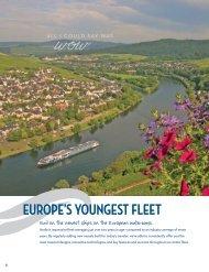 EUROPE'S YOUNGEST FLEET